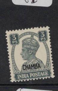 India Chamba SG 108 MNH (1dpg)