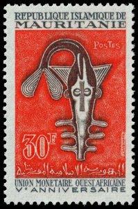 Mauritania - Scott 238 - Mint-Never-Hinged