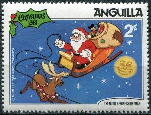 Anguilla 1981. Christmas 1981 (IV) (MNH OG) Stamp