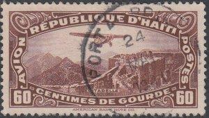 Haiti #C8A Used
