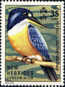 NOUVELLES-HÉBRIDES / NEW HEBRIDES - 1972 - Yv.344 / Mi.329 / SG.164 - Neuf*
