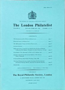 HISTORICAL LETTERS - Robson Lowe