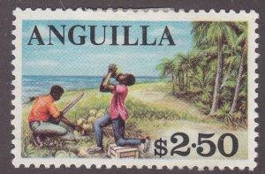 Anguilla 30 Harvesting Coconuts  1968