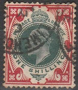 Great Britain #138a F-VF Used CV $70.00 (B12218)