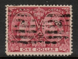 Canada #61 Very Fine Used