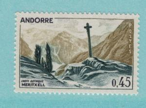 Andorra (French) Stamp Scott #149, Mint Lightly Hinged - Free U.S. Shipping, ...