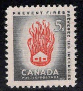 Canada Scott 364  MNH**  Fire Preventon stamp