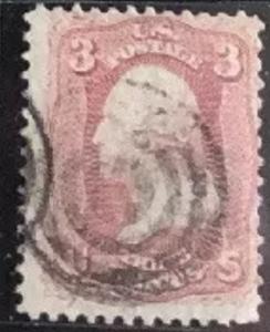 United States #65 Used VF