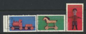 Canada SG 962 - 964 Used