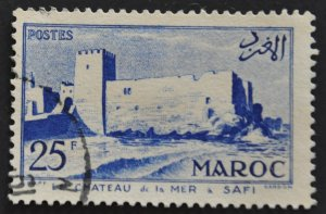 DYNAMITE Stamps: French Morocco Scott #323 - USED