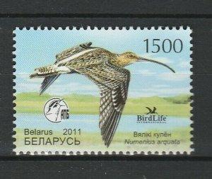 Belarus 2011 Birds MNH stamp