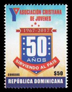 DOMINICAN REPUBLIC 1610 MNH V681-6