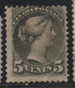 Canada Scott #42 Mint OG Stamp
