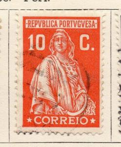 Portugal 1926 Early Issue Fine Used 10c. 139937