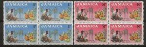 Dollar Special Jamaica 201-202 blk/4 nh
