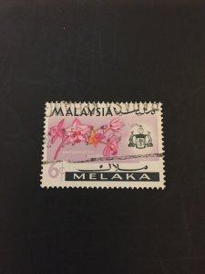 *Malaya Malacca #70u