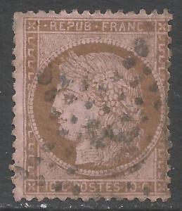 FRANCE 55 VFU Z4995