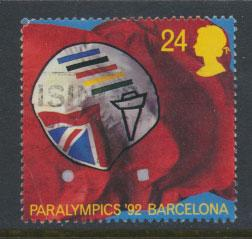 Great Britain SG 1616   Used  - Europa International Events