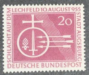 DYNAMITE Stamps: Germany Scott #732 – MNH