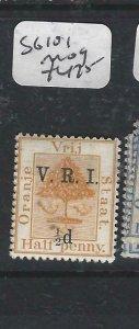 ORANGE FREE STATE (P0107B)  SG 101     MOG