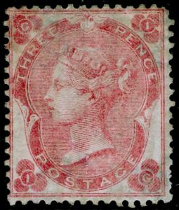 SG77, 3d pale carmine-rose, NH MINT. Cat £2500+ IG