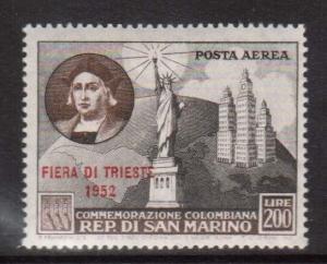 San Marino #C81 NH Mint