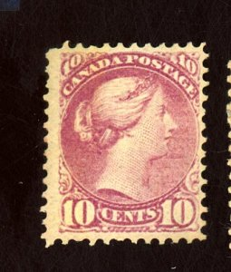 CANADA #40 MINT F-VF OG HR Cat $1,600