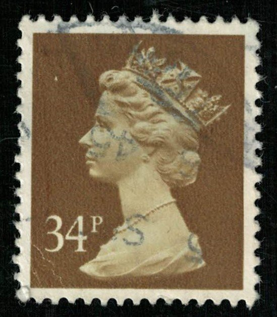 Queen Great Britain (T-4781)