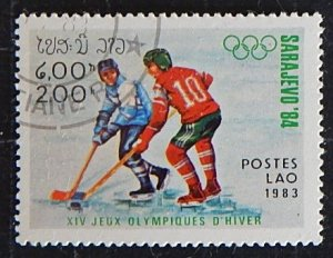 LAO, Sports, Olympic Games, 1983, (1184-T)