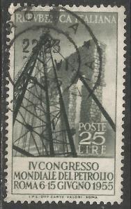 ITALY 692 VFU Q90-1