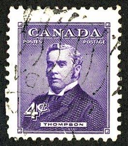 Canada #349 Used