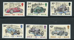 Isle of Man MUH SG 649-654