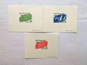 Mali 1980 Moscow Olympic Games Luxe Proofs