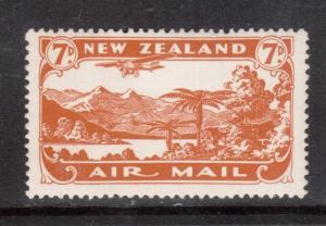 New Zealand #C3 VF Mint