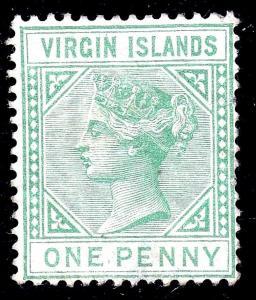 Virgin Islands Sc #10 MLH
