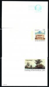UX70, UX71, UX84, FRESH UNUSED POST CARDS, SHIP $1.00