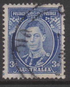 Australia Sc#170 Used on paper