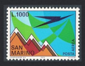 San Marino Birds Airmail SG#951 MI#1016