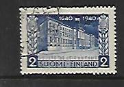 FINLAND, 220, USED, UNIVERSITY OF HELSINKI