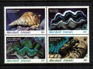 Marshall islands  113a  MNH cat $ 8.00