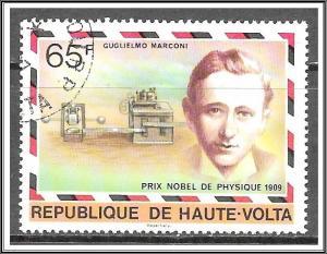 Upper Volta #441 Nobel Prize Winners CTO