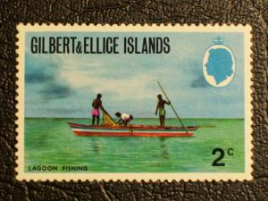 Gilbert & Ellice Islands #174 used