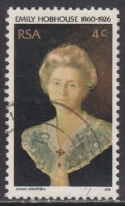 South Africa 469 Emily Hobhouse 1976