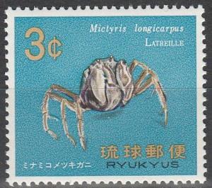 Ryuku Is #173 MNH F-VF (V241)