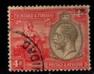 Trinidad & Tobago Scott 32 Used wmk 3, CV $20
