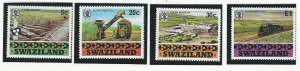 Swaziland  mnh sc. 410 - 413