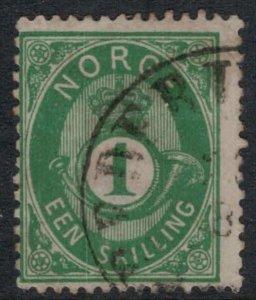 Norway #16  CV $25.00