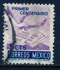 MEXICO 887, Centenary of the National Anthem. Used. (227)
