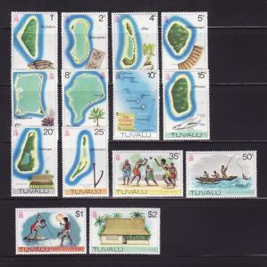 Tuvalu 23-36 MNH Various (A)