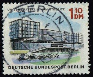 Germany #9N234 University Clinic; Used (3Stars)